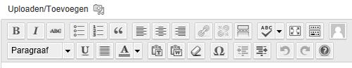Gemakkelijk teksten bewerken in WordPress