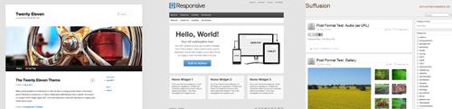 Thema instellen in WordPress