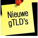 nieuwe gTLD's