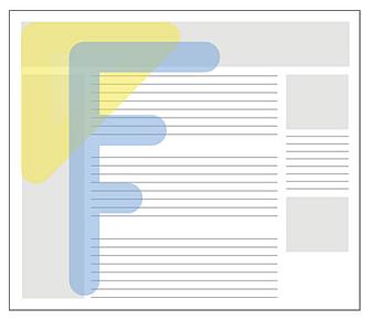 F-patroon websitetekst