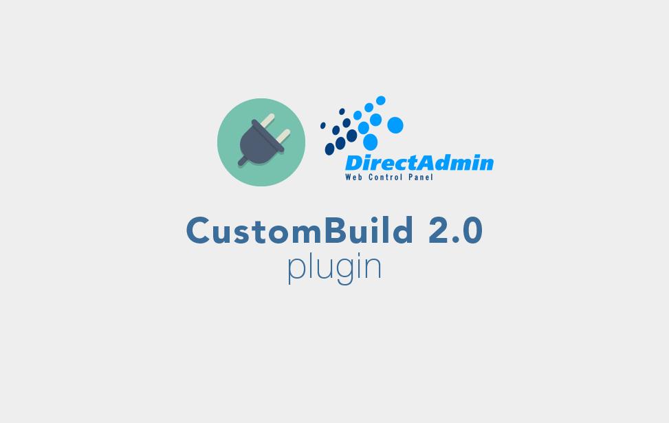 DirectAdmin CustomBuild 2.0 plugin