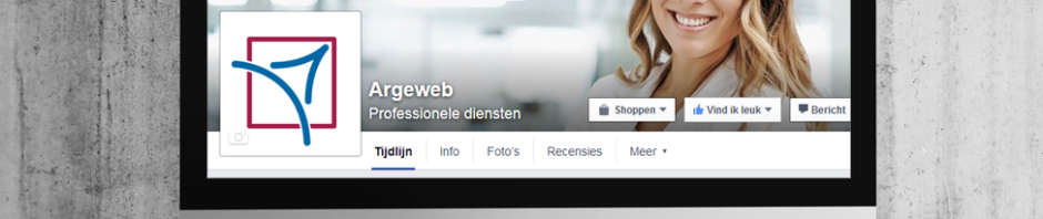 Facebook account aanmaken