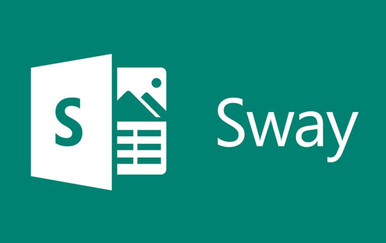 Mogelijkheden met Sway Office 365