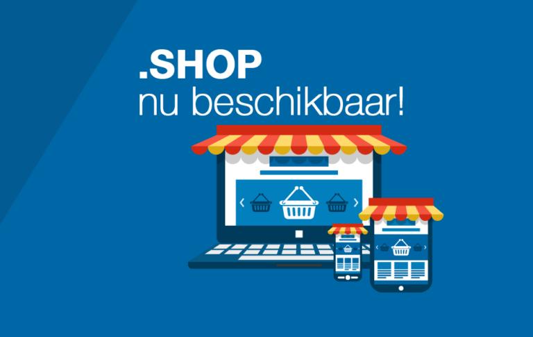 shop domeinnaam