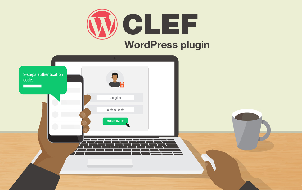 clef wordpress plugin stopt