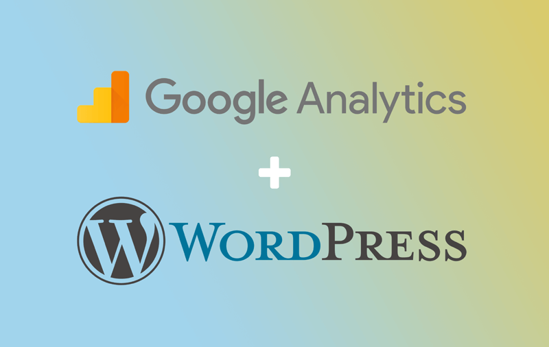 Google Analytics aan WordPress koppelen