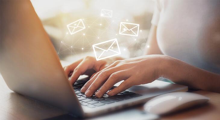 voordelen zakelijke email