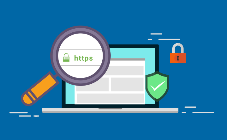ssl certificaat onmisbaar door google chrome update 68
