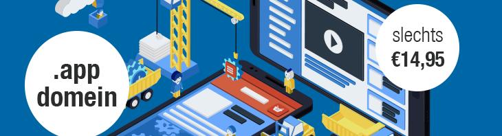 3 redenen waarom je een .app domeinnaam moet registreren