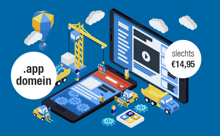 3 redenen waarom je een app domeinnaam moet registreren