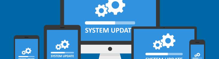 wordpress php versie updaten vps