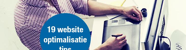 19-website-optimalisatie-tips