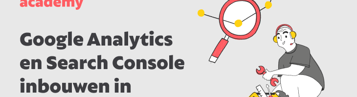 google analytics en search console inbouwen wordpress