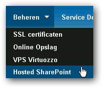 hosted sharepoint