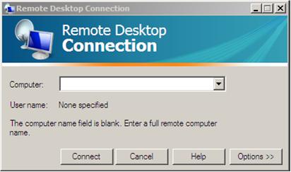 Remote Desktop verbinden